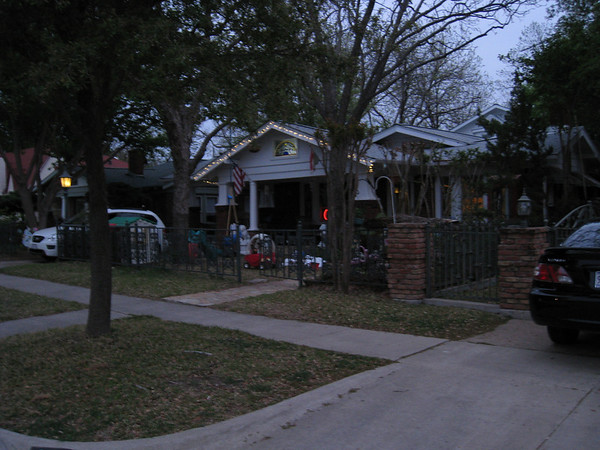 Front Yard/Driveway