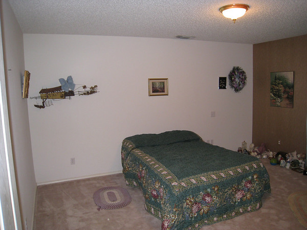 Rear Guest Bedroom