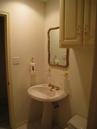 Guest Half-Bath