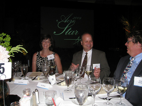 LM Aero Awards 2009